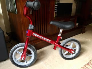 Bicicleta sin pedales Chicco Red Bullet