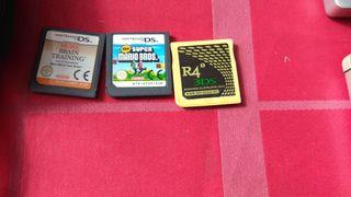 Lote consolas juegos accesorios y mp3