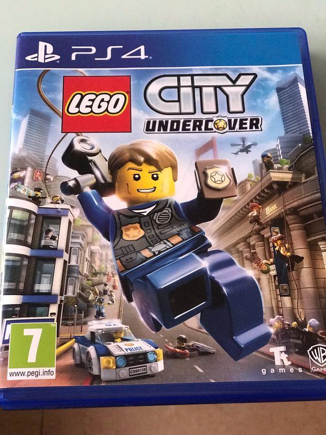 Ps4 Juego Lego City De Segunda Mano Por 20 En Sant Vicenc De