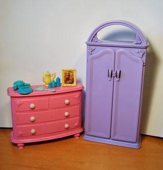 Barbie Bedroom 1994