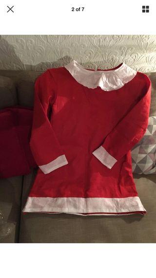 Christmas fancy dress size M/L