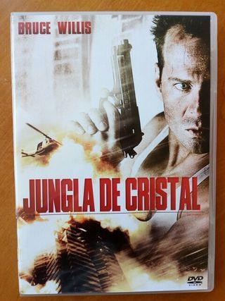 jungla de cristal dvd