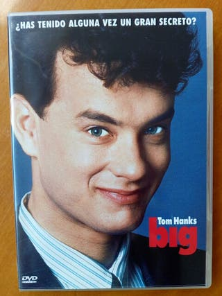 big tom hanks dvd