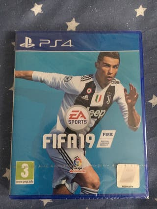 FIFA 19 PS4 PRECINTADO