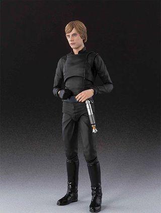 Figura de Luke Skywalker de Star Wars
