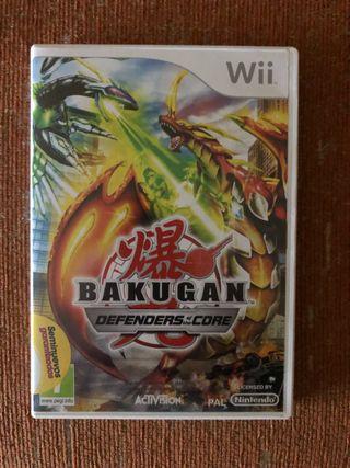 Juego Nintendo Wii