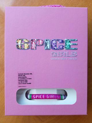 spice girls greatest hits cd dvd karaoke remixes