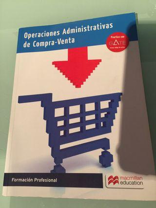 libro operaciones administrativas de compra-venta