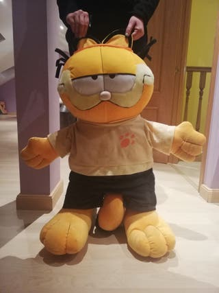 peluche Garfield