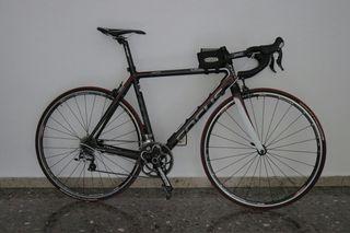 Bicicleta Carbono URGE