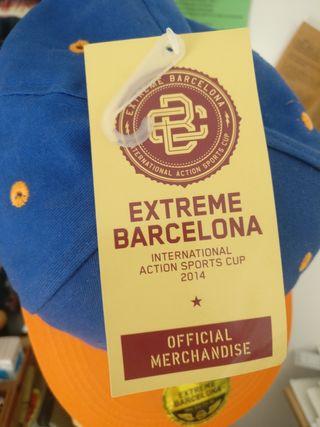 Gorra Oficial primera edición Extreme Barcelona