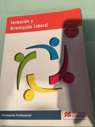 libro formación y orientación laboral (FOL)
