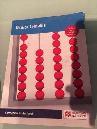 libro tecnica contable