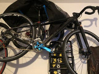 Bici cx gravel full carbon