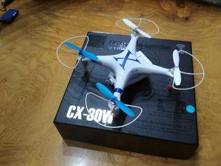 Drone WIFI con cámara integrada.