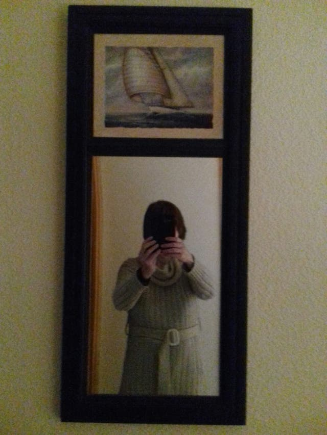 Cuadro y espejo