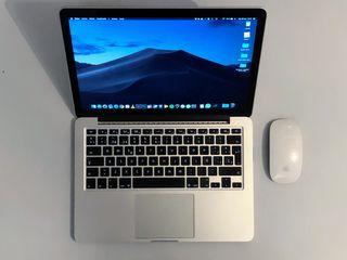 MacBook Pro 13 retina 512 Ssd,Magic Mouse,GARANTIA