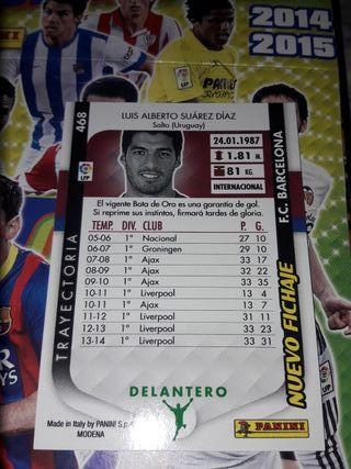 468 Luis Suárez Megacracks 14 15