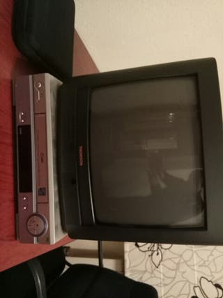 Tv de tubo Tomson 14 pulgadas.