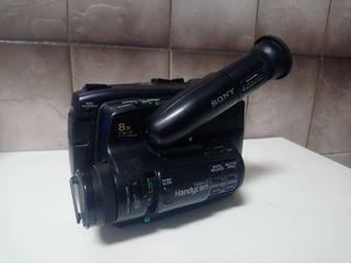Video cámara Sony 8mm