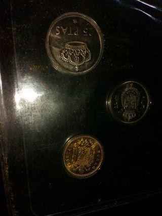 3 monedas antiguas