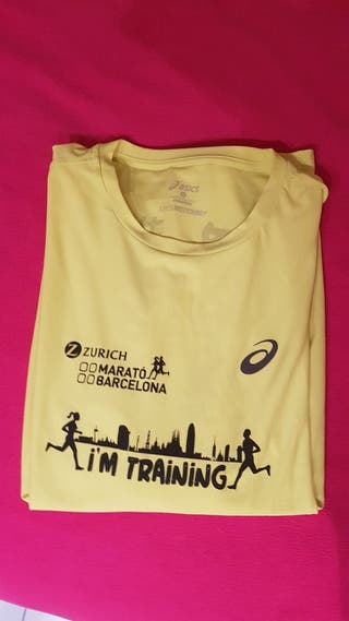 Camiseta Maratón Barcelona 2019