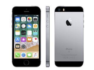 Iphone SE gris espacial