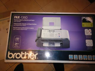 FAX1360 MARCA BROTHER
