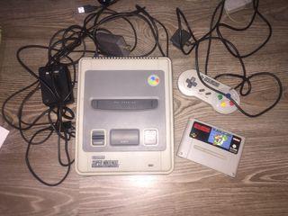 Super Nintendo Entertainment System Nes PAL