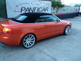 Audi S4 CABRIO 2004 SPECIAL EDITION 344CV MANUAL