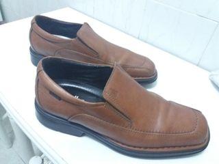 Zapatos CallagHan piel marrón