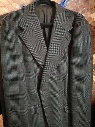 chaqueta traje
