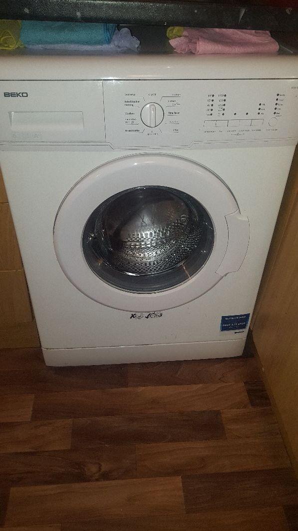 Beko-Waschmachine