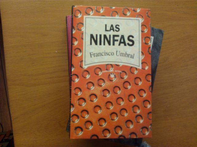 """""""las ninfas"""" de Francisco Umbral"""