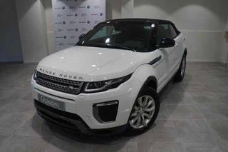 Land-Rover Range Rover Evoque Cabrio 150cv Automático