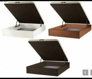 Canape de madera nuevos de fabrica
