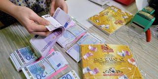 Oferta de préstamo entre persona seria y confiable