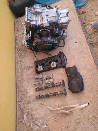 motor yamaha r6 2005 inyeccion