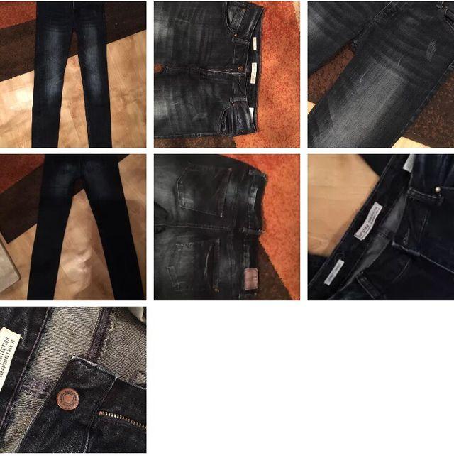 Berska skinny jeans size 40