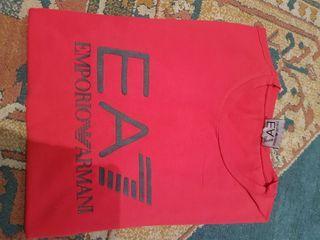 Camiseta chico Armani
