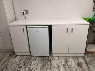 Muebles cocina, armarios y encimera
