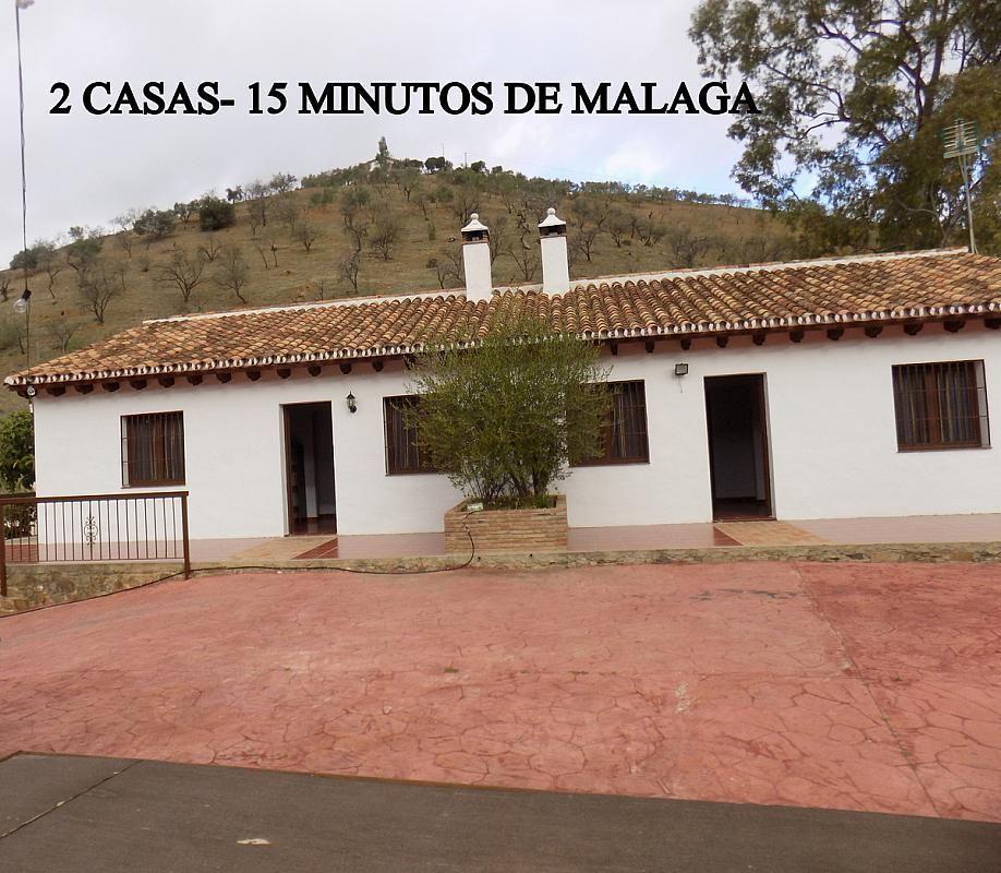 Finca rústica en venta en Casabermeja (Casabermeja, Málaga)
