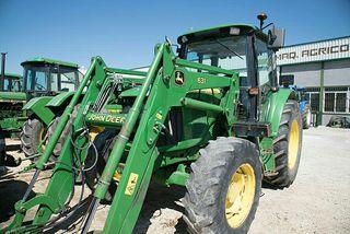 Pegatinas Pala tractor John Deere (envío GRATIS)