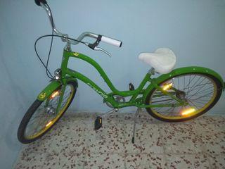 bici paseo electra townie