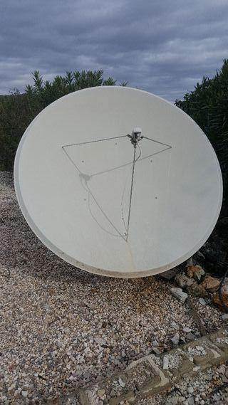Antena Parabólica 2m de diametro