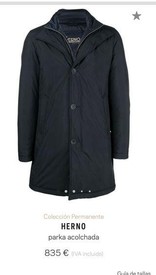 Herno Tech abrigo