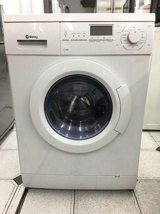 Lavadora con secadora Balay 7/4kg+transporte+garan