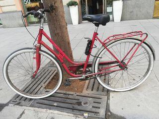 bicicleta paseo bh