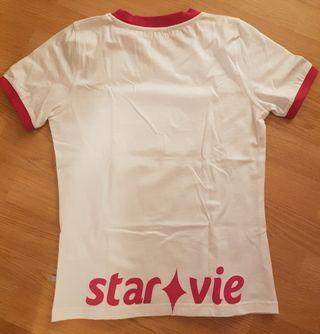 Camiseta Técnica Pádel Mujer STAR VIE