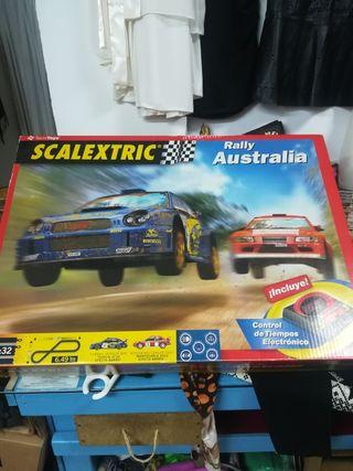 scalextric, Rally Australia